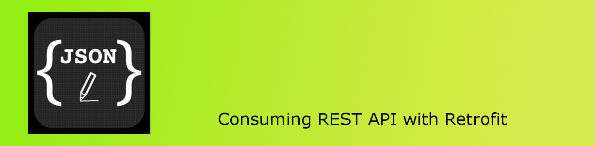 Consuming REST Api in Android using Retrofit | Curious Thoughts